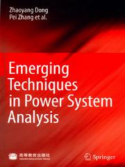 Emerging Techniques in Power System Anal