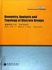Geometry, analysis and topology of discr