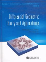 Differential Geometry: Theory and Applic