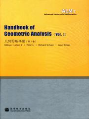 Handbook of Geometric Analysis