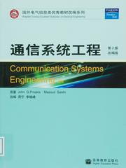 Communication Systems Engineering, 2/e(