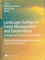 Landscape Ecology in Forest Management a