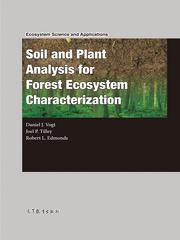 Soil and Plant Analysis for Forest Ecosystem Characterization(森林生态系统土壤和植物分析)